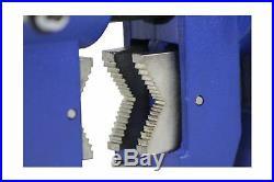 Yost Bench Vise Heavy Duty Multi Jaw Rotating 360 Degree Swivel Base Head 1 Pack